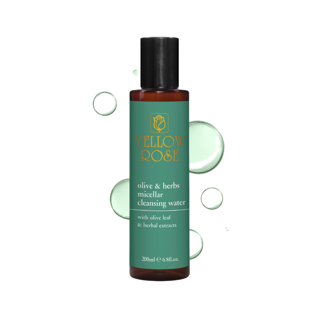 Olives & Herbs Micellar Cleasing Water